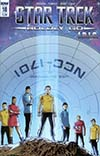 Star Trek Boldly Go #18 Cover A Regular Josh Hood Cover