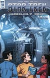 Star Trek Boldly Go #18 Cover B Variant Eoin Marron Cover