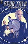 Star Trek Discovery Annual 2018 Cover B Variant George Caltsoudas Cover