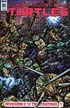 Teenage Mutant Ninja Turtles Vol 5 #80 Cover B Variant Kevin Eastman Cover