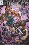 Teenage Mutant Ninja Turtles Universe #20 Cover A Regular Freddie E Williams II Cover