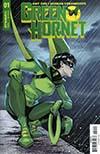 Green Hornet Vol 4 #1 Cover B Variant Carli Ihde Cover