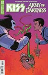 KISS Army Of Darkness #2 Cover A Regular Kyle Strahm Cover