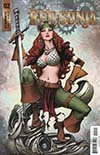 Legenderry Red Sonja Vol 2 #2 Cover A Regular Joe Benitez Cover