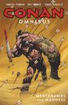 Conan Omnibus Vol 4 Mercenaries And Madness TP