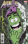 Avengers Vol 6 #684 Cover B Variant Skottie Young Baby Cover (No Surrender Part 10)(Marvel Legacy Tie-In)