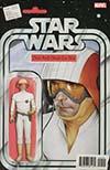 Star Wars Vol 4 #44 Cover C Variant John Tyler Christopher Action Figure Cover