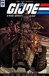 GI Joe A Real American Hero #250 Cover D Incentive Mateus Santolouco Variant Cover