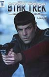 Star Trek Boldly Go #18 Cover C Incentive Photo Variant Cover