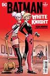 Batman White Knight #3 Cover C 2nd Ptg Variant Sean Murphy Cover