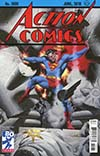 Action Comics Vol 2 #1000 Cover B Variant Steve Rude 1930s Cover