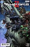 Batman Teenage Mutant Ninja Turtles II #6 Cover A Regular Freddie E Williams II Cover
