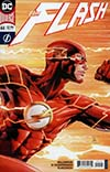 Flash Vol 5 #44 Cover B Variant David Finch & Danny Miki Cover