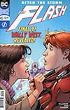 Flash Vol 5 #45 Cover A Regular Barry Kitson Cover