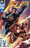 Flash Vol 5 #45 Cover B Variant David Finch & Danny Miki Cover