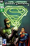 Hal Jordan And The Green Lantern Corps #42 Cover B Variant Tyler Kirkham Cover