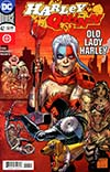 Harley Quinn Vol 3 #42 Cover A Regular Amanda Conner Cover
