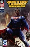 Justice League Of America Vol 5 #28 Cover B Variant Francesco Mattina Cover