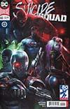 Suicide Squad Vol 4 #40 Cover B Variant Francesco Mattina Cover