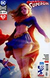 Supergirl Vol 7 #20 Cover B Variant Stanley Artgerm Lau Cover