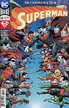 Superman Vol 5 #44 Cover A Regular Patrick Gleason Cover