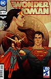 Wonder Woman Vol 5 #44 Cover B Variant Jenny Frison Cover
