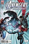 Avengers Shards Of Infinity #1 Cover A Regular Andrea Di Vito Cover
