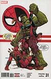 Spider-Man Deadpool #31