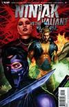 Ninjak vs The Valiant Universe #4 Cover B Variant CAFU Cover