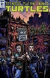 Teenage Mutant Ninja Turtles Vol 5 #81 Cover B Variant Kevin Eastman Cover