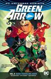 Green Arrow (Rebirth) Vol 5 Hard-Traveling Hero TP