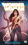 Wonder Woman (Rebirth) Vol 5 Heart Of The Amazon TP