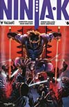 Ninja-K #6 Cover D Incentive Neal Adams Ninjak Icon Variant Cover