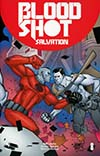 Bloodshot Salvation #8 Cover E Incentive David Lafuente Interlocking Variant Cover