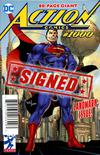 Action Comics Vol 2 #1000 Cover L DF Signed By Brian Michael Bendis