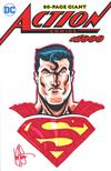 Action Comics Vol 2 #1000 Cover O DF Remarked By Ken Haeser