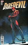 Daredevil Vol 5 #601 Cover C Incentive Dan Mora Variant Cover