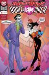 Harley Quinn Harley Loves Joker #1 Cover A Regular Amanda Conner Cover