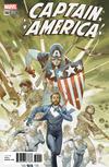 Captain America Vol 8 #702 Cover B Variant Julian Totino Tedesco Connecting Cover (2 Of 4)