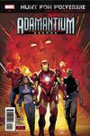Hunt For Wolverine Adamantium Agenda #1 Cover A 1st Ptg Regular Greg Land Cover