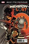 Hunt For Wolverine Weapon Lost #1 Cover A 1st Ptg Regular Greg Land Cover