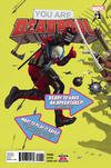 You Are Deadpool #1 Cover A Regular Rahzzah Cover