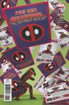 You Are Deadpool #5 Cover A Regular Rahzzah Cover
