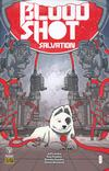 Bloodshot Salvation #9 Cover D Variant Ryan Bodenheim Cover