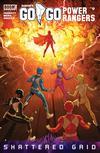 Sabans Go Go Power Rangers #9 Cover A Regular Dan Mora Cover (Shattered Grid Part 2)