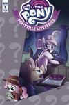 My Little Pony Ponyville Mysteries #1 Cover A Regular Agnes Garbowska Cover