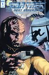 Star Trek The Next Generation Through The Mirror #1 Cover B Variant Chris Johnson Cover