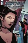 Star Trek The Next Generation Through The Mirror #3 Cover B Variant Josh Hood Cover