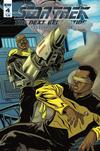 Star Trek The Next Generation Through The Mirror #4 Cover B Variant Carlos Nieto Cover