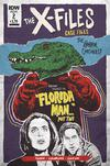 X-FILES CASE FILES FLORIDA MAN #2 CVR B LENDL